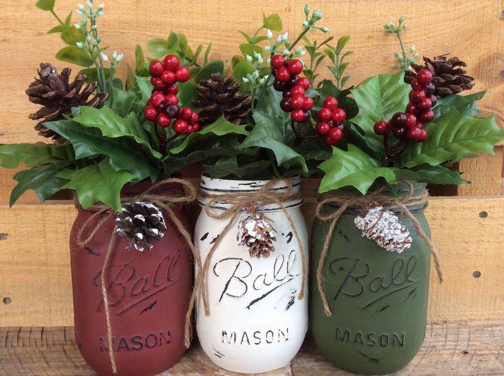 Diy accesorios de navidad rusticos 45 curso de - Accesorios para decoracion de interiores ...