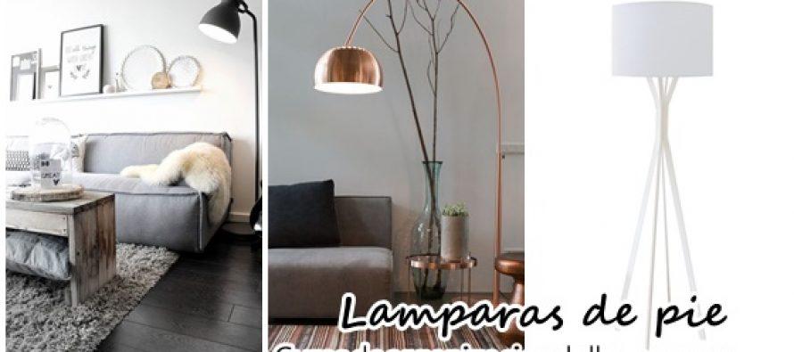 Decoraci n con lamparas de pie curso de organizacion del - Decoracion con lamparas ...