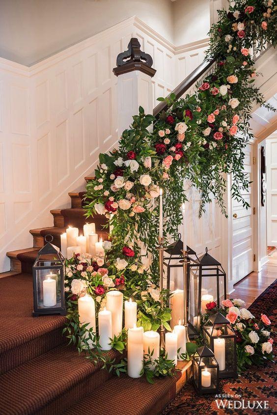 Decoracion navidena 2016 con velas 3 curso de for Decoracion del hogar con velas