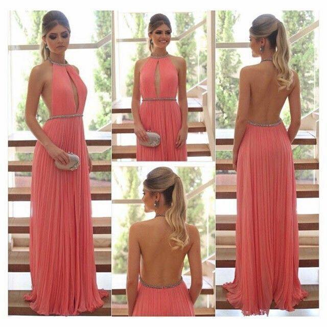 36d3ce9d81 hermosos-vestidos-largos-para-fiestas-de-noche-11 - Curso de ...