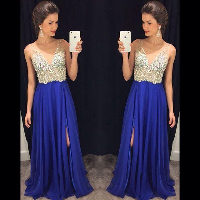 Fotos de vestidos hermosos largos