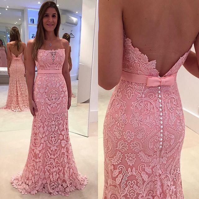 Vestido de noche hermosos – Vestidos destacados