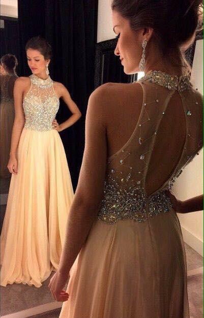 Hermosos vestidos de fiesta largos