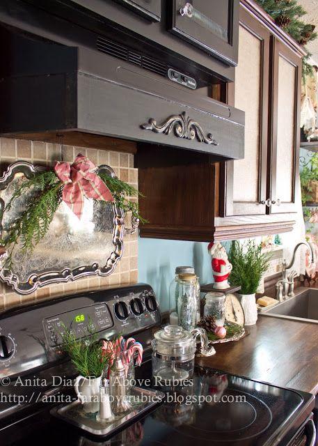 Ideas para decorar tu cocina esta navidad 2016 2017 16 for Decoracion del hogar 2016