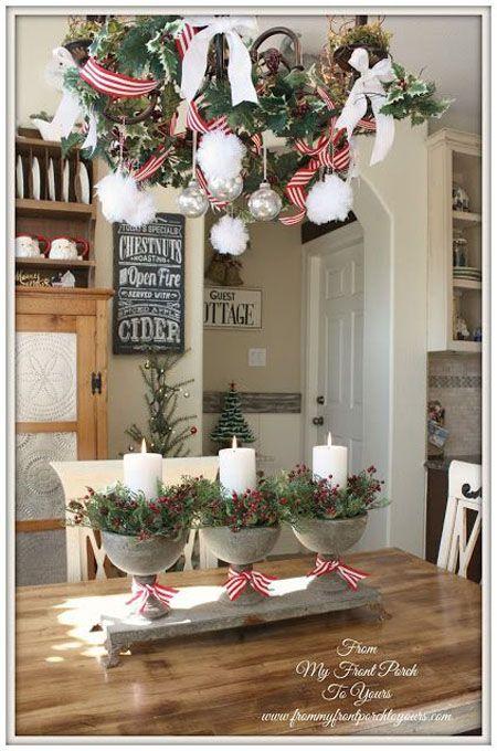 Ideas para decorar tu cocina esta navidad 2016 2017 9 for Decoracion para el hogar 2016