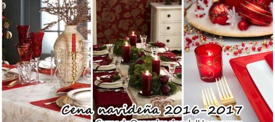 Ideas para decorar tu mesa para la cena navide a curso - Ideas de cena de navidad ...