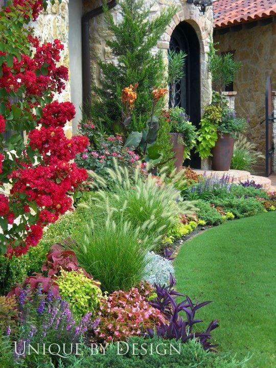 Ideas para el jardin frontal de tu casa 21 curso de for Ideas para tu jardin en casa