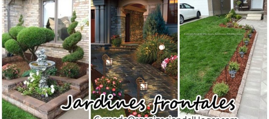 Ideas para el jard n frontal de tu casa curso de - Ideas para jardines pequenos fotos ...