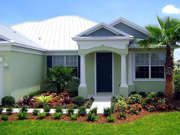 Ideas para el jardin frontal de tu casa 5 curso de for Jardines hermosos para casas pequenas