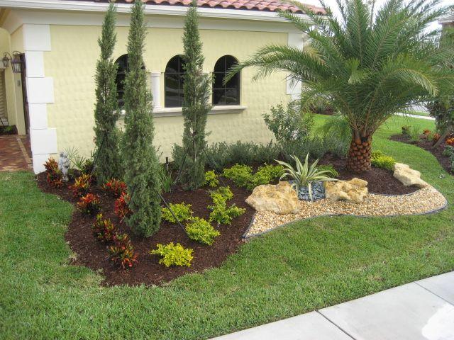 Ideas para el jardin frontal de tu casa 7 curso de for Jardines exteriores de casas de campo