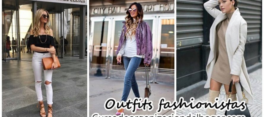 Los mejores outfits con toques fashion y glam