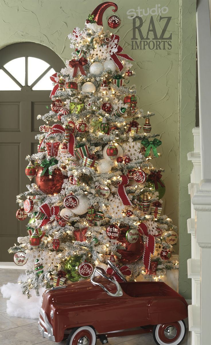 Christmas tree curso de organizacion del hogar y - Decoraciones para navidad ...
