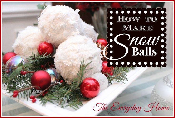 Manualidades y decoraciones para navidad 2018
