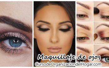 Maquillaje de ojos en diferentes estilos