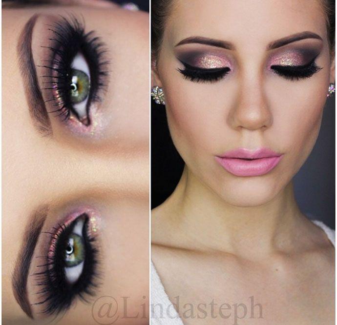 Maquillaje De Ojos En Diferentes Estilos 7 Curso De