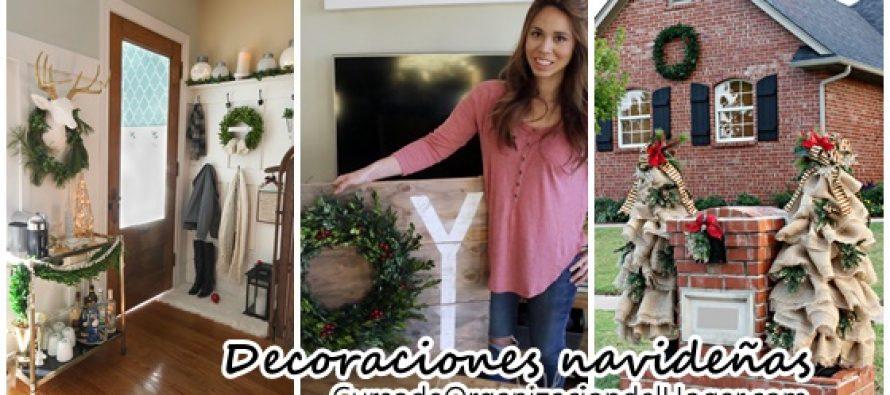 Opciones para decorar tu casa en noche buena