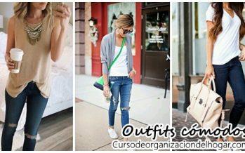 Outfits domingueros con camisetas – super comodos