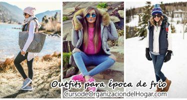 Outfits para época de frío