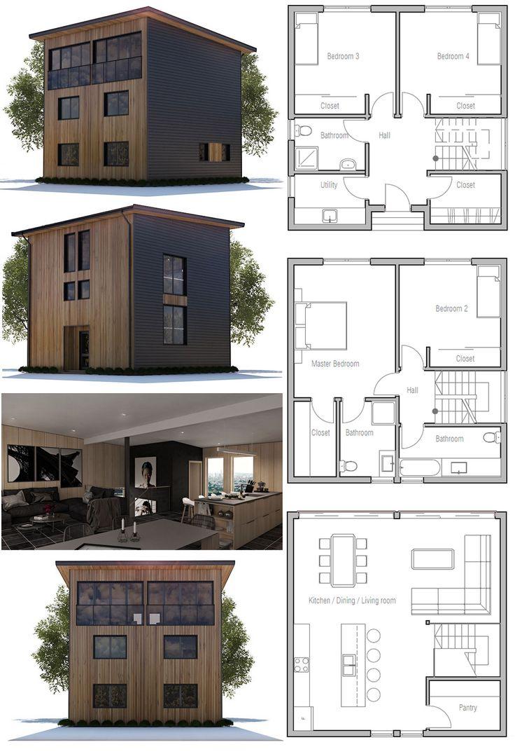 Planos para dise ar la distribucion de tu casa 51 for Planos para tu casa