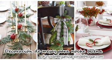 Sigue nuestros pasos para decorar tu mesa esta navidad