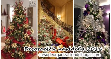 Tendencias en decoracion navideña 2016