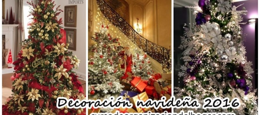 Tendencias en decoracion navide a 2016 curso de for Decoracion tendencias 2016