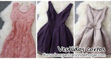Tendencias en vestidos cortos