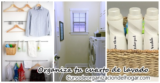 Cuartos de lavado otra idea con cestas estas cestas te for Lavaderos chiquitos
