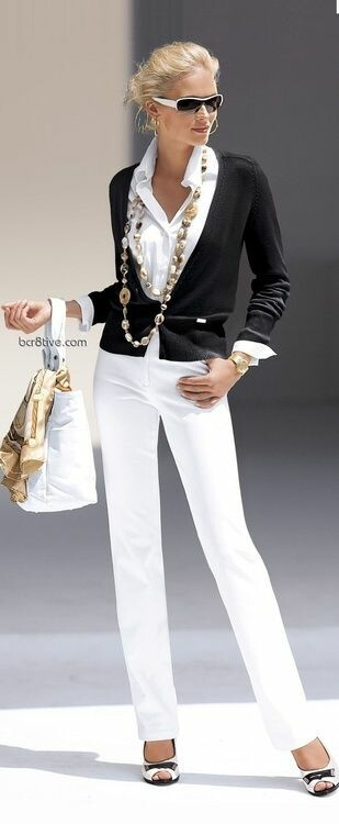Traje sastre pantalón para mujeres mayores