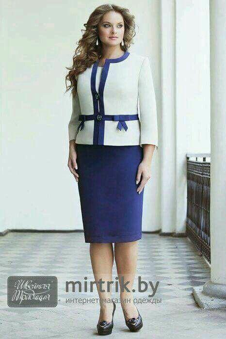 Trajes formales y elegantes para mujeres maduras (35) - Curso de ... 96d5bd5e258