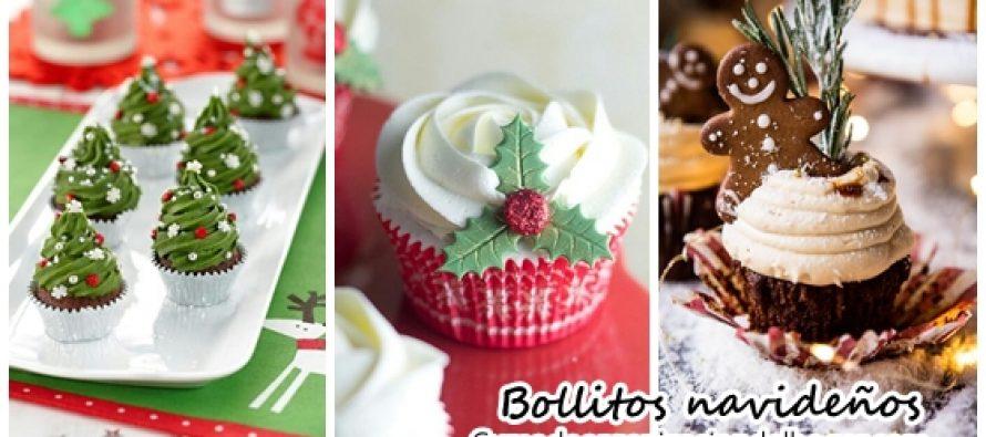Bollitos navideños  ¡Mira los diseños!