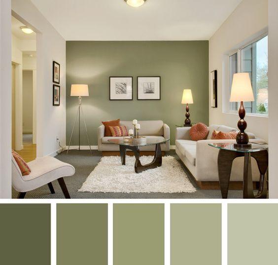 Colores para decorar interiores 16 curso de for Clases de decoracion de interiores