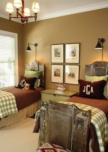 Ideas para decorar cuartos de hermanos 15 curso de - Decorar habitacion piso compartido ...