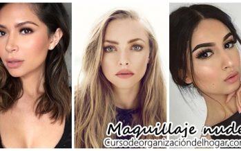 Maquillaje nude la mejor opcion para verte natural