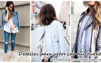 Sacos y abrigos que refuerzan tu outfit