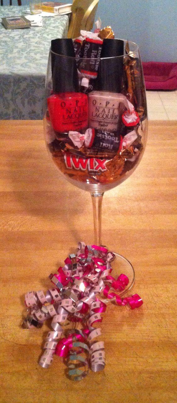 Obsequios con con chocolates para 14 febrero