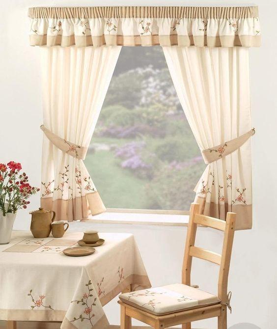 Diferentes tipos de cortinas para decorar tu casa 1 curso de organizacion del hogar y - Diferentes tipos de cortinas ...