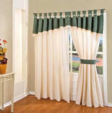 diferentes tipos de cortinas para decorar tu casa 10