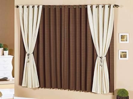 Diferentes tipos de cortinas para decorar tu casa 12 - Tipos de cortinas modernas ...