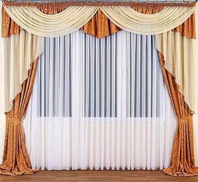Diferentes tipos de cortinas para decorar tu casa 22 curso de organizacion del hogar y - Diferentes tipos de cortinas ...