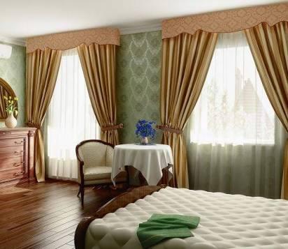 Diferentes tipos de cortinas para decorar tu casa 25 curso de organizacion del hogar y - Diferentes tipos de cortinas ...