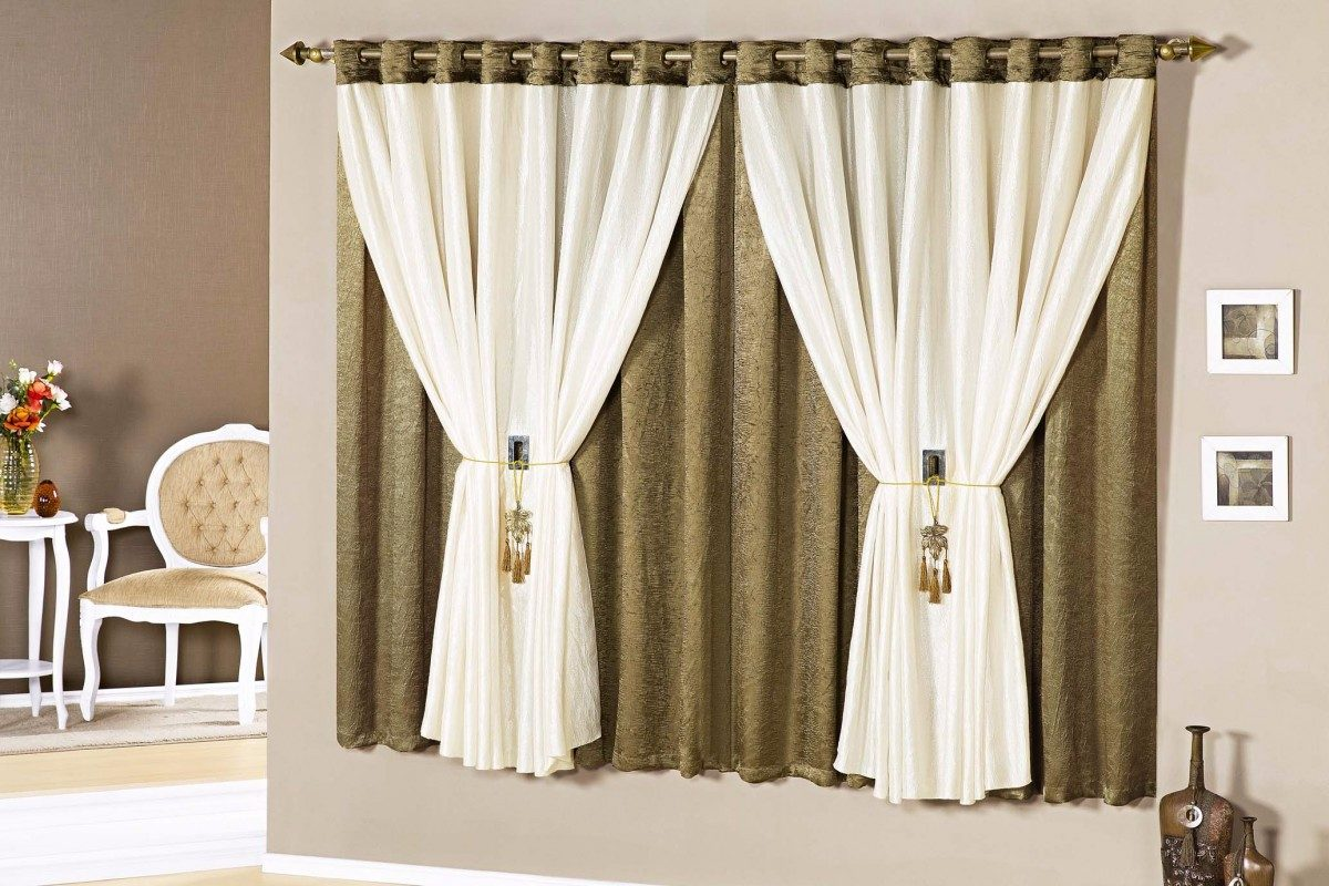 Diferentes tipos de cortinas para decorar tu casa 29 - Tipos de cortinas modernas ...