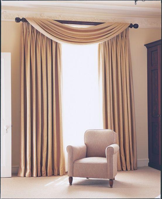 Diferentes tipos de cortinas para decorar tu casa 30 for Diferentes tipos de techos para casas