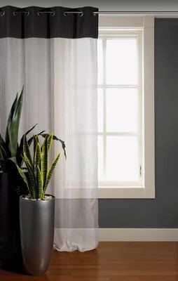 Diferentes tipos de cortinas para decorar tu casa 31 for Cortinas faciles