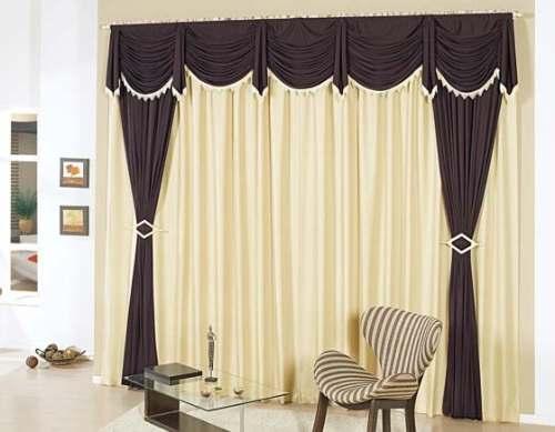 Diferentes tipos de cortinas para decorar tu casa 8 curso de organizacion del hogar y - Diferentes tipos de cortinas ...