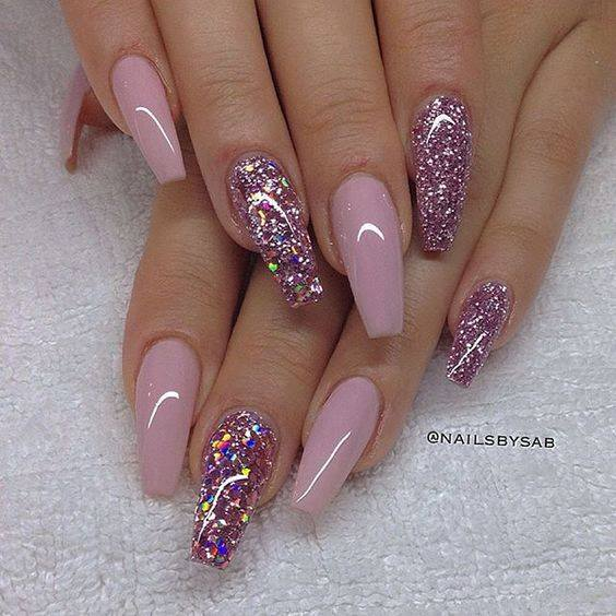 26 Best Images About Nail Art Baby On Pinterest: Diseños De Uñas Tendencia 2019