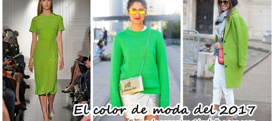El color de moda del 2017