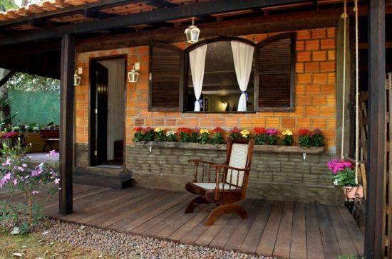 Ideas para decorar una casa de campo se ver genial 11 for Decorar una casa de campo