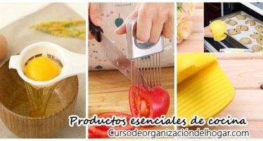 Ingeniosos productos para la cocina
