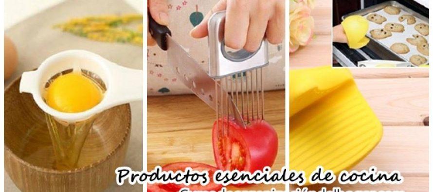 Ingeniosos productos para la cocina curso de for Productos para cocina